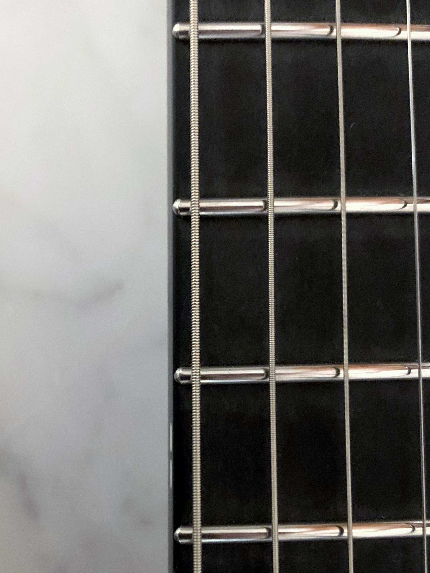 Stainless steel frets with ball ends